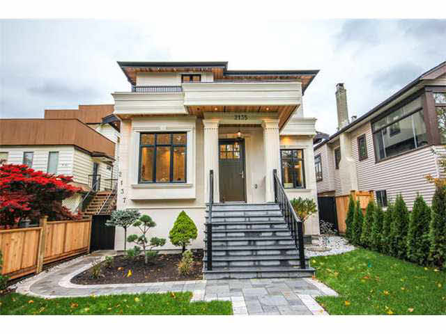 2135 W 47th Avenue - Kerrisdale House/Single Family for sale, 4 Bedrooms (V1092192)