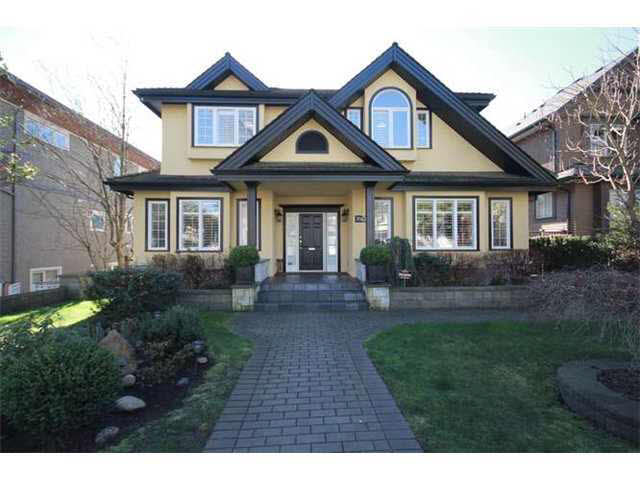 3562 W 42nd Avenue - Southlands House/Single Family for sale, 5 Bedrooms (R2022578)