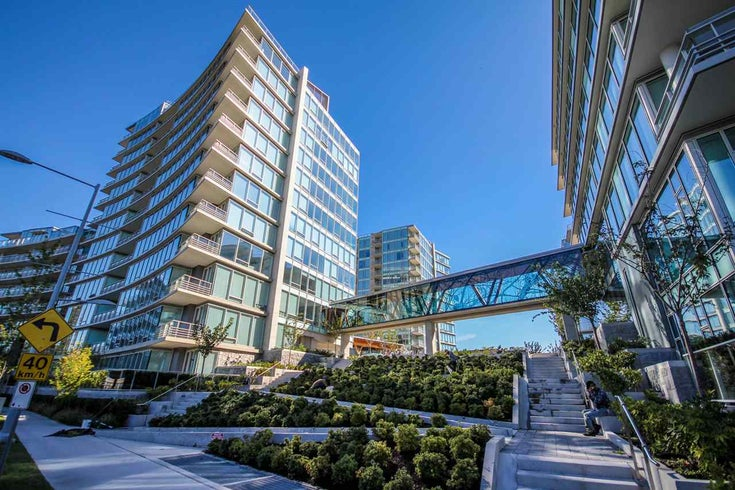 1106 5177 Brighouse Way - Brighouse Apartment/Condo for sale, 2 Bedrooms (R2045802)