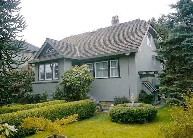 1050 W 26th Avenue - Shaughnessy House/Single Family for sale, 7 Bedrooms (R2016441)