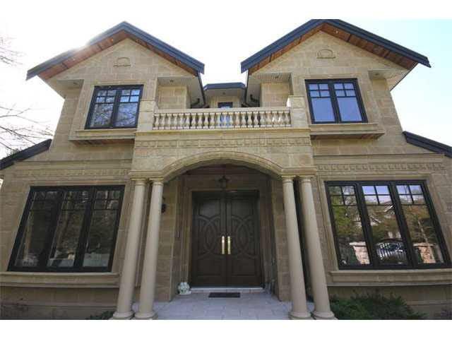 6061 Macdonald Street - Kerrisdale House/Single Family for sale, 5 Bedrooms (V1058041)