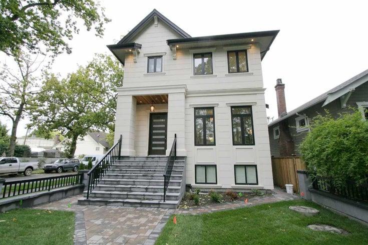 3195 W 11th Avenue - Kitsilano House/Single Family for sale, 5 Bedrooms (R2005339)