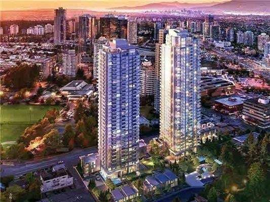 1202 6538 Nelson Avenue - Metrotown Apartment/Condo for sale, 1 Bedroom (R2151223)