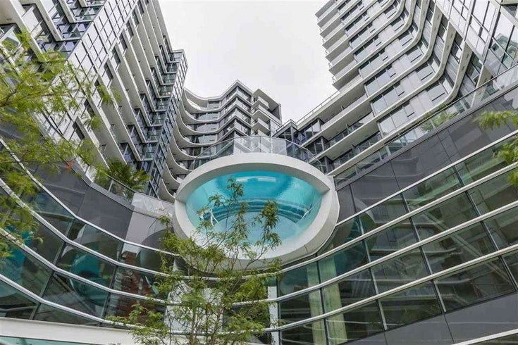 1106 68 Smithe Street - Downtown VW Apartment/Condo for sale, 1 Bedroom (R2281887)