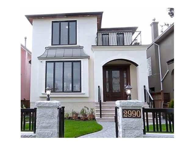 2990 W 20th Avenue - Arbutus House/Single Family for sale, 4 Bedrooms (V1079482)