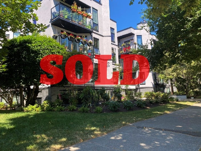 106-607 E 8TH AVENUE, EAST VAN - Mount Pleasant VE Apartment/Condo for sale, 1 Bedroom (R2480121)