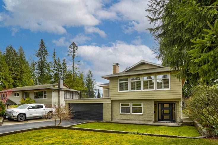 1443 MILL STREET - Lynn Valley House/Single Family for sale, 4 Bedrooms (R2545244)