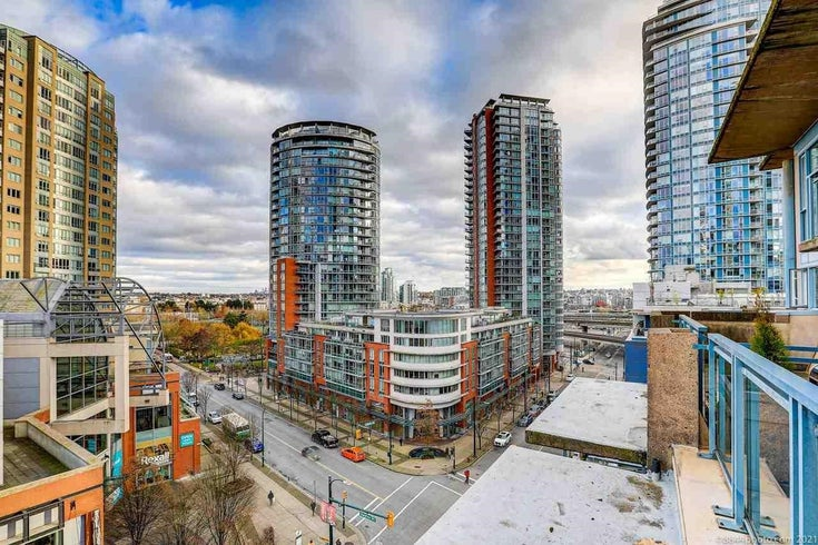 409 555 ABBOTT STREET - Downtown VW Apartment/Condo for sale, 2 Bedrooms (R2600754)