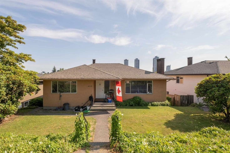4714 PARKER STREET - Brentwood Park House/Single Family for sale, 4 Bedrooms (R2614771)