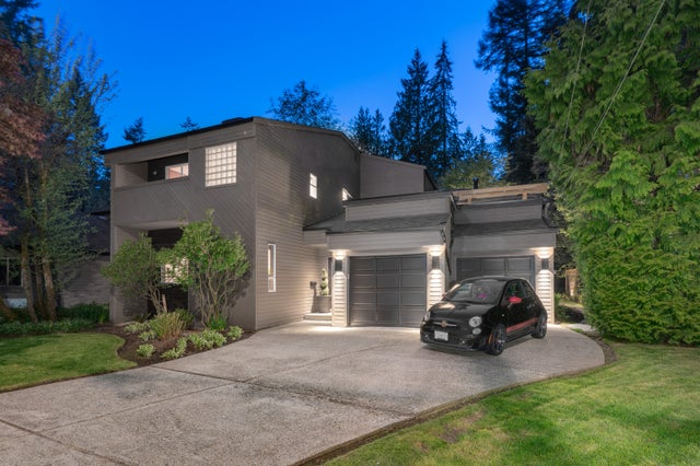 3633 ROBINSON ROAD - Lynn Valley House/Single Family for sale, 4 Bedrooms (R2455563)