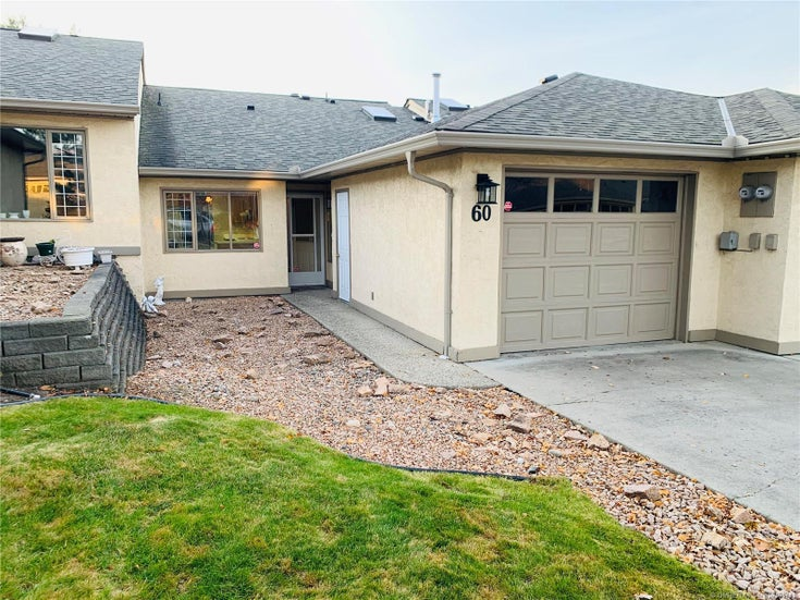 #60 1400 14 Avenue, - Vernon Row / Townhouse for sale, 2 Bedrooms (10194741)