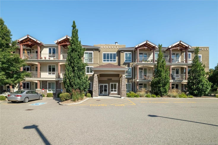 #3112 1990 Upper Sundance Drive, - West Kelowna Apartment for sale, 2 Bedrooms (10210800)