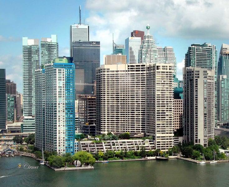 411 - 55  Harbour Square - Waterfront Communities APTU for sale, 2 Bedrooms (C3418892)