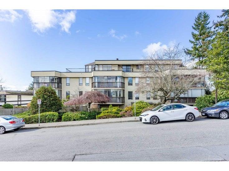 205 1389 WINTER STREET - White Rock Apartment/Condo for sale, 1 Bedroom (R2543581)