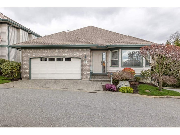 25 31517 SPUR AVENUE - Abbotsford West Townhouse for sale, 3 Bedrooms (R2563613)
