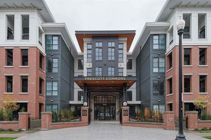 206 15137 33 AVENUE - Morgan Creek Apartment/Condo for sale, 1 Bedroom (R2541094)