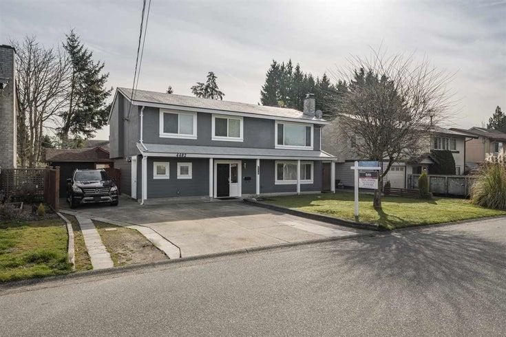 4482 46B STREET - Ladner Elementary House/Single Family for sale, 4 Bedrooms (R2552100)