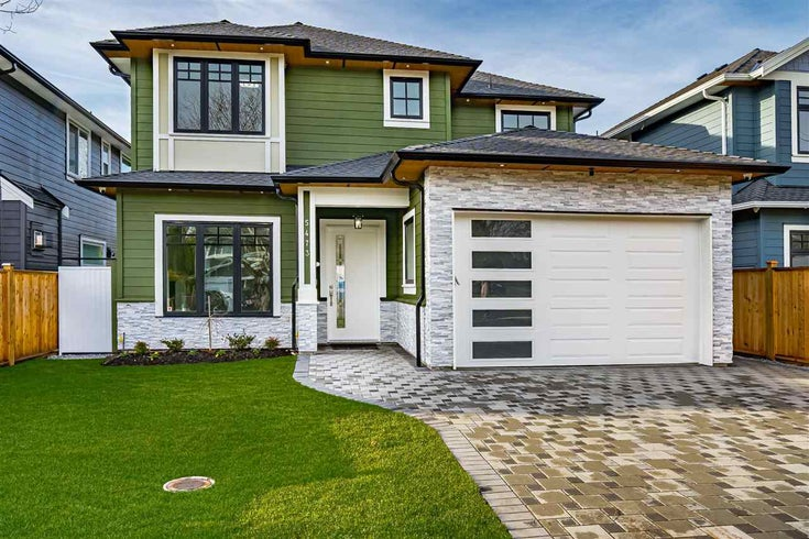 5473 WESTMINSTER AVENUE - Neilsen Grove House/Single Family for sale, 5 Bedrooms (R2552391)