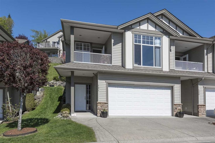 131 8590 SUNRISE DRIVE - Chilliwack Mountain Townhouse for sale, 3 Bedrooms (R2569282)