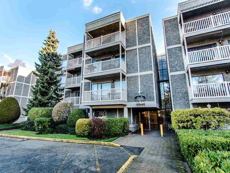 207 13525 96 AVENUE - Queen Mary Park Surrey Apartment/Condo for sale, 1 Bedroom (R2421776)