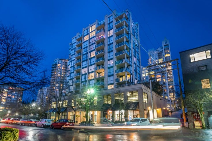503 124 W 1ST STREET - Lower Lonsdale Apartment/Condo for sale, 1 Bedroom (R2431840)