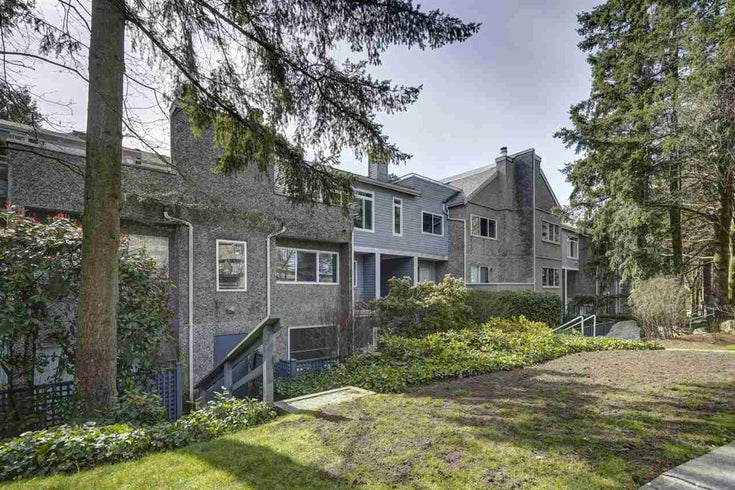 3386 MARQUETTE CRESCENT - Champlain Heights Townhouse for sale, 3 Bedrooms (R2468403)