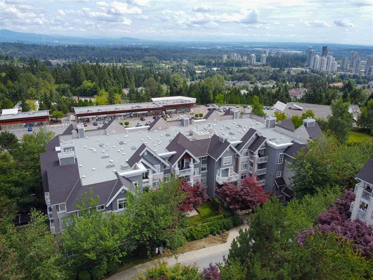 405 1420 PARKWAY BOULEVARD - Westwood Plateau Apartment/Condo for sale, 2 Bedrooms (R2482740)