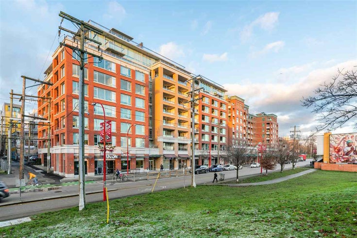 420 221 UNION STREET - Strathcona Apartment/Condo for sale, 2 Bedrooms (R2537384)
