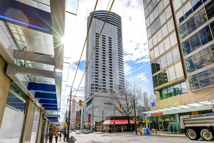 2401 833 SEYMOUR STREET - Downtown VW Apartment/Condo for sale, 1 Bedroom (R2544420)