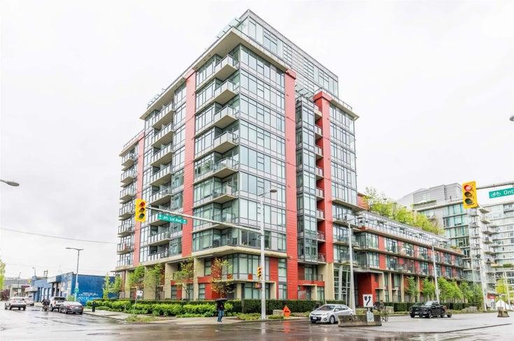 315 38 W 1ST AVENUE - False Creek Apartment/Condo for sale, 1 Bedroom (R2597400)