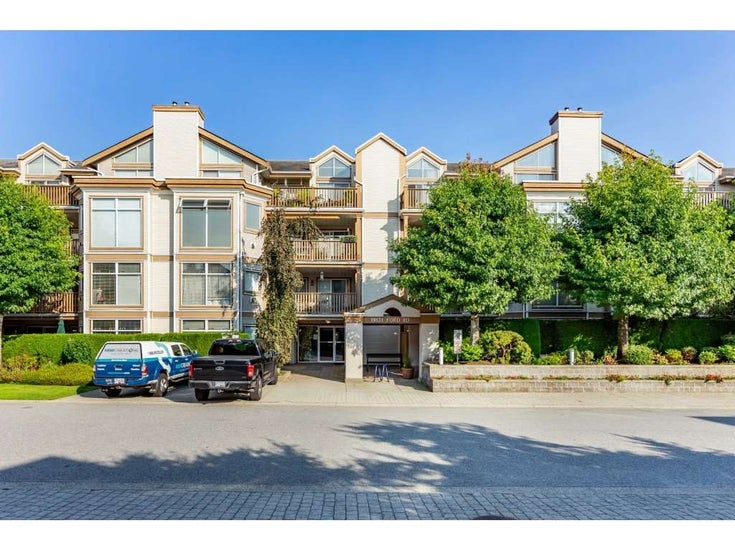 313 19131 FORD ROAD - Central Meadows Apartment/Condo for sale, 2 Bedrooms (R2504263)