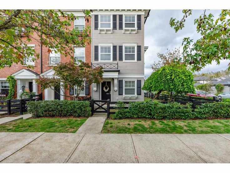 1 11060 BARNSTON VIEW ROAD - South Meadows Townhouse for sale, 2 Bedrooms (R2507255)
