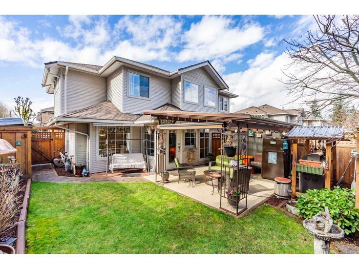 29 12188 HARRIS ROAD - Central Meadows Townhouse for sale, 3 Bedrooms (R2542124)