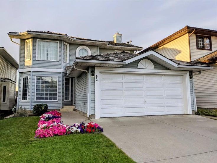 92 Douglas Woods Terrace SE - Douglasdale/Glen Detached for sale, 5 Bedrooms (A1109125)