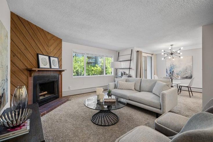 11, 821 3 Avenue SW - Eau Claire Apartment for sale, 2 Bedrooms (A1115858)
