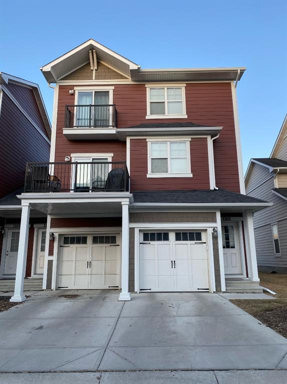 1201, 881 Sage Valley Boulevard NW - Sage Hill Row/Townhouse for sale, 2 Bedrooms (A1118134)