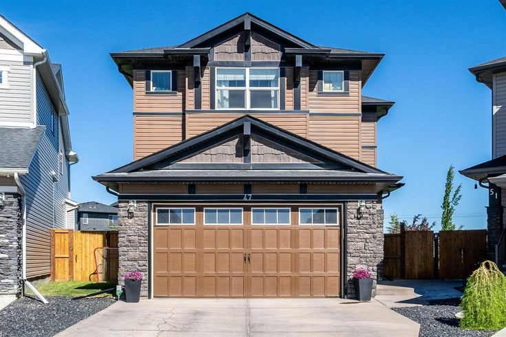 47 Sage Berry Place NW - Sage Hill Detached for sale, 4 Bedrooms (A1122287)