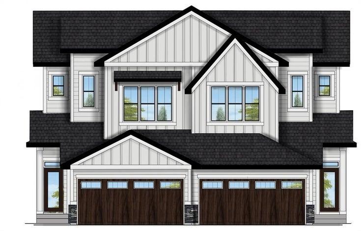 147 Creekstone Way SW - Pine Creek Semi Detached for sale, 3 Bedrooms (A1146546)