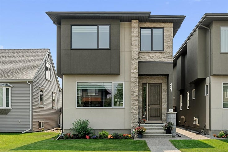 421 22 Avenue NE - Winston Heights/Mountview Detached for sale, 4 Bedrooms (A1150183)