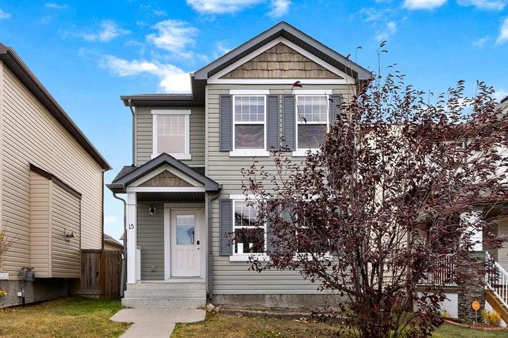15 Cimarron Grove Rise - Cimarron Grove Detached for sale, 4 Bedrooms (A1152435)