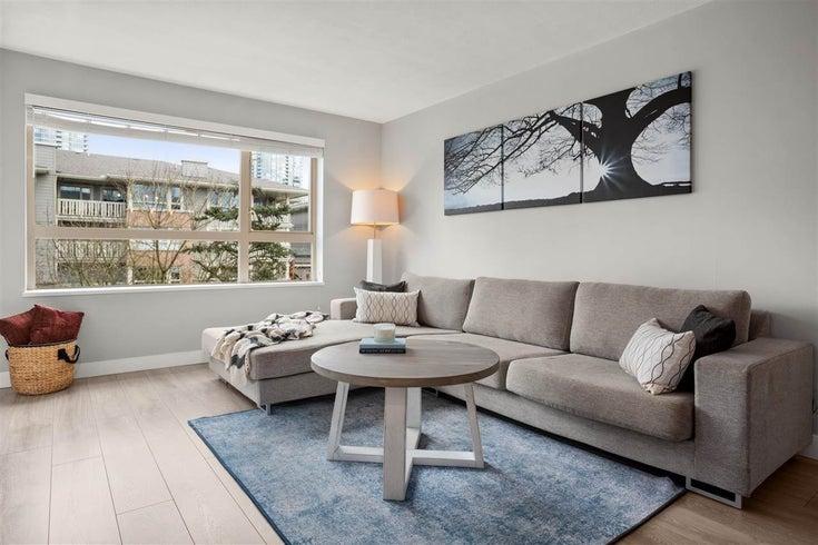 307 700 KLAHANIE DRIVE - Port Moody Centre Apartment/Condo for sale, 2 Bedrooms (R2580588)