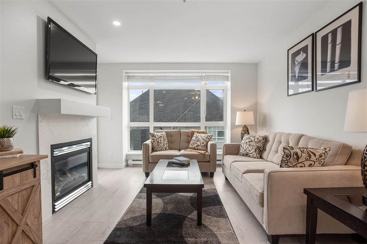 301 3122 ST JOHNS STREET - Port Moody Centre Apartment/Condo for sale, 1 Bedroom (R2580596)