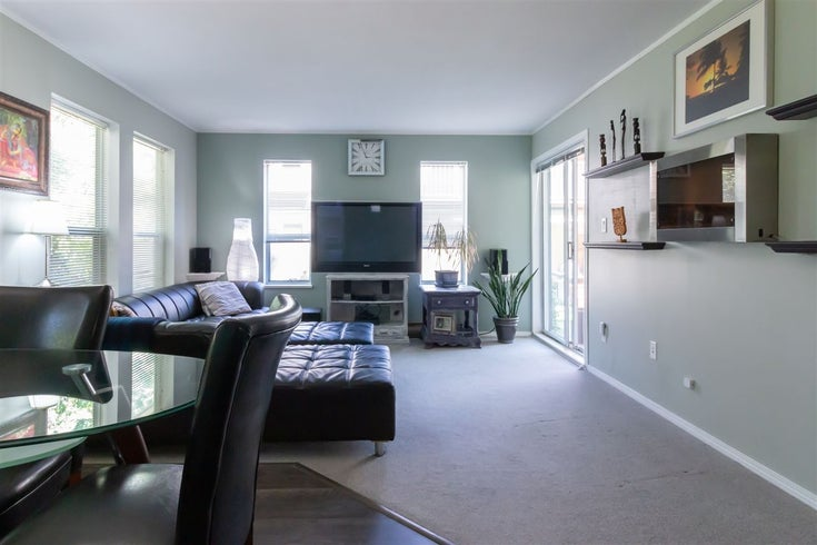 302 1750 MCKENZIE ROAD - Abbotsford East Townhouse for sale, 2 Bedrooms (R2407468)