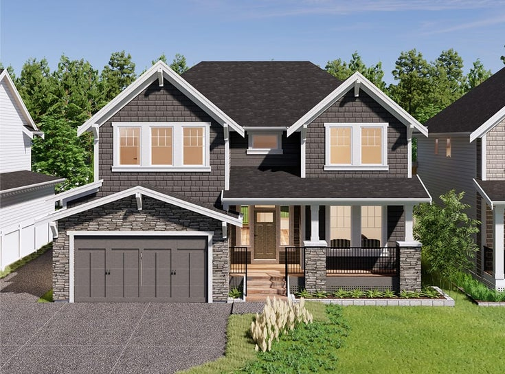 2831 203A Street - Brookswood Langley House/Single Family for sale, 5 Bedrooms (PRESALE)
