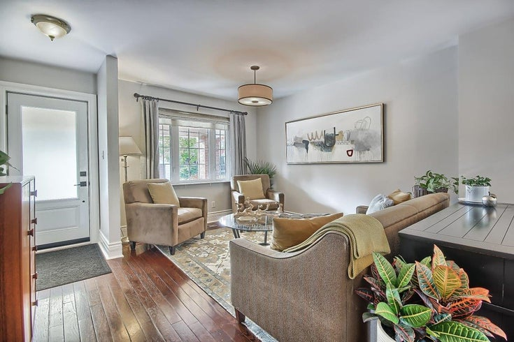 57 Brookside Avenue - Runnymede-Bloor West Village HOUSE for sale, 3 Bedrooms