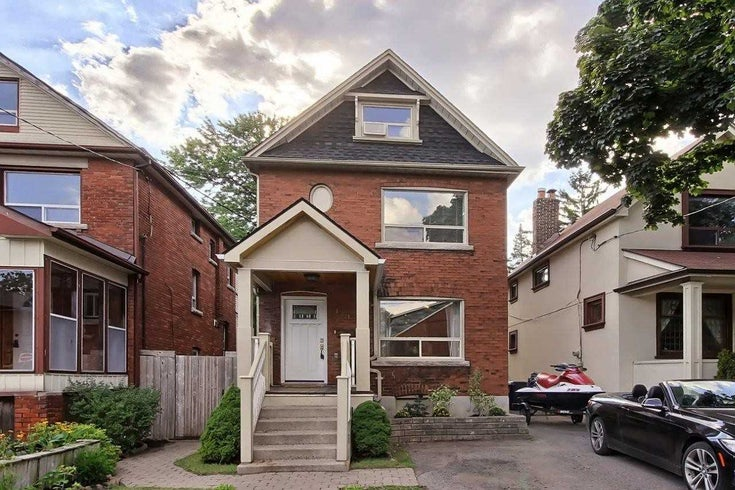 110 Watson Ave - Runnymede-Bloor West Village HOUSE for sale, 4 Bedrooms (W4892742)