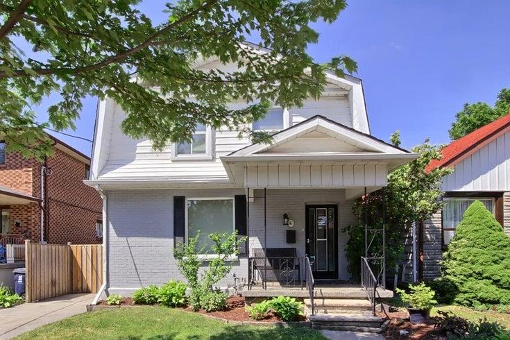 6 Priscilla Avenue - Lambton Baby Point HOUSE for sale, 3 Bedrooms (W4813684)