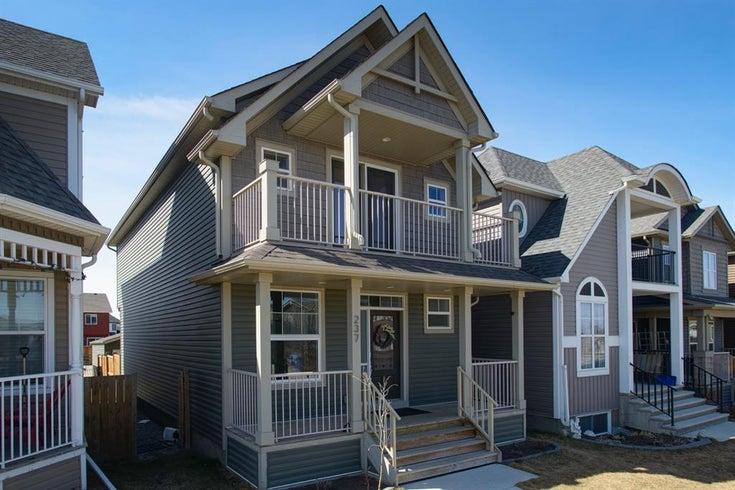 237 Auburn Meadows Way SE - Auburn Bay Detached for sale, 3 Bedrooms (A1094466)