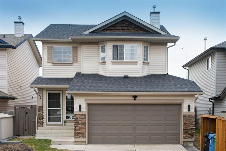 77 Chapalina Manor SE - Chaparral Detached for sale, 3 Bedrooms (A1099460)