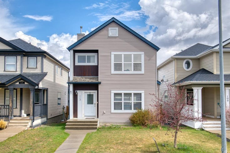 113 Copperstone Circle SE - Copperfield Detached for sale, 4 Bedrooms (A1103397)